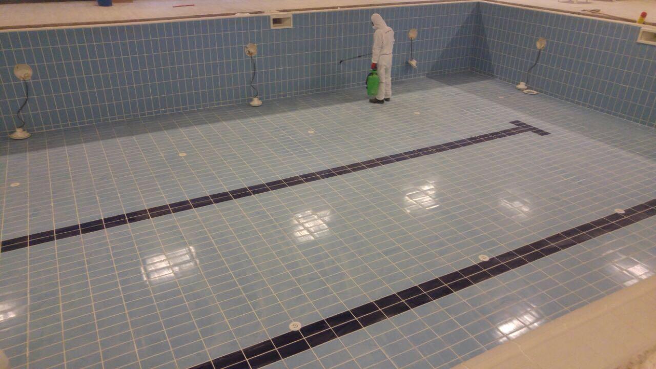 Havuz Su Kaçak Onarımı