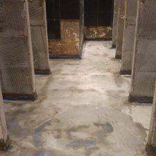 Tuvalet Zemini Su Geçirmeyen Kimyasal