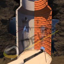 Menhol Kaçak Tamiri,Asansör Boşluklarındaki Su Sızıntılarını Önleme,
